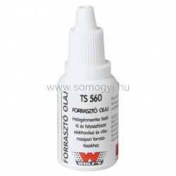 Forrasztóolaj - 20 ml