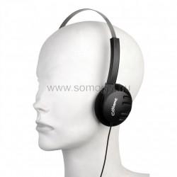 Sztereo fejhallgató, elfordítható hangszórókkal