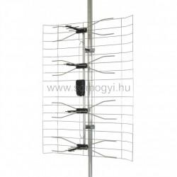 Kültéri antenna erősítővel