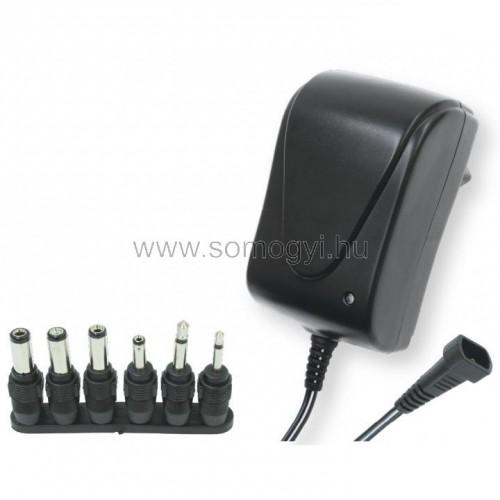 Adapter 1,5a, 3-12v