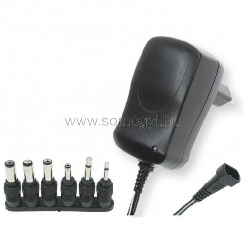 Adapter 600ma, 3-12v