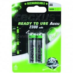 Akkumulátor, aa rtu, 2300ma, ni-mh, 2db/bliszter