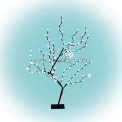 Led-es cseresznyefa dekoráció, 1 m, 230v