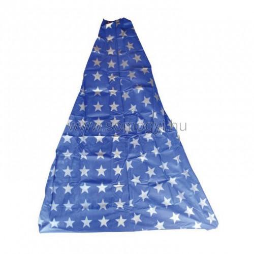 Karácsonyfatakaró, kék