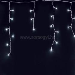 Led-es fényfüggöny, 8 programos, 10m, ip44, 230v
