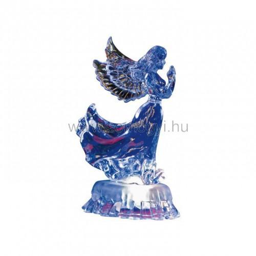Led-es dekoráció, angyal