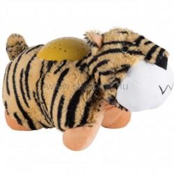 Led-es hangulatvilágítás, tigris
