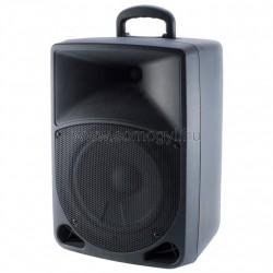 Hordozható aktív  hangdoboz beépített akkumulátorral, 120 w