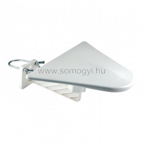Kültéri antenna erősítővel, 56db, dvb-t/t2