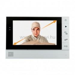 Video-kaputelefon belső egység