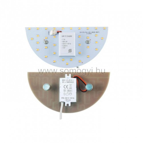 Led modul lámpatesthez