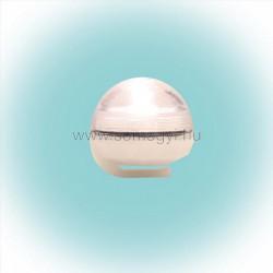 Led-es vízálló mécses, 12 db,melegfehér 3v