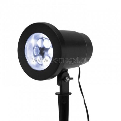 Led projektor, hópehely fényeffekt