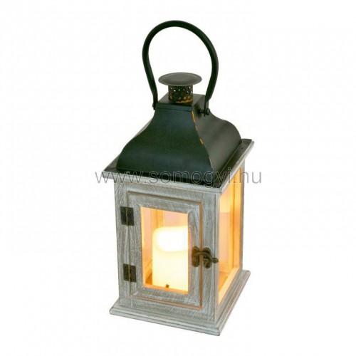 Led-es lámpás, fa, 4,5v