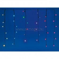 Led-es bemutató fényfüggöny kültéri izzósorokhoz