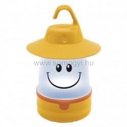 Gyermek led kempinglámpa, sárga