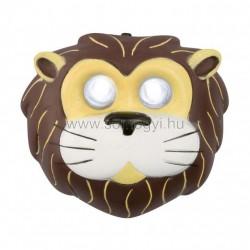 Fejlámpa, oroszlán