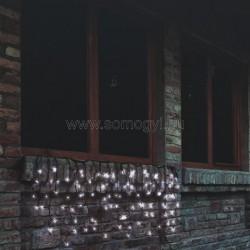 Led-es sorolható fényfüggöny, 4m, ip44