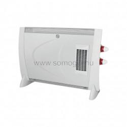 Konvektor fűtőtest ventilátorral, 2000 w