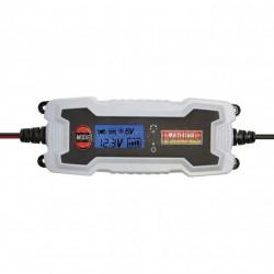 Smart akkumulátortöltő