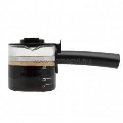 üveg kiöntő eszpresszó kávéfőzőhöz