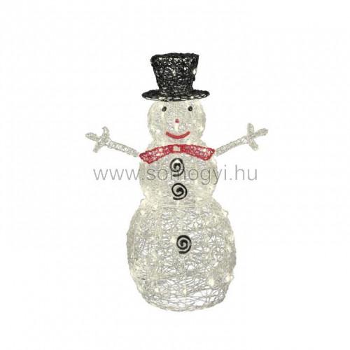 Akril hóember