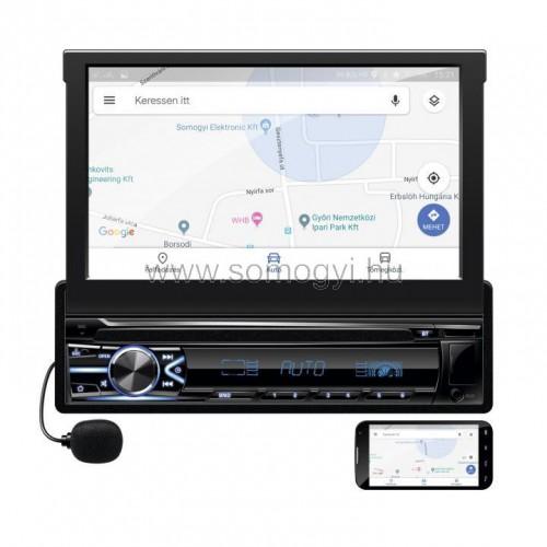 Autórádió és multimédia lejátszó