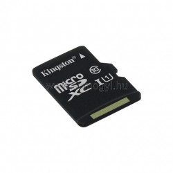 Kingston microsd kártya, 128 gb