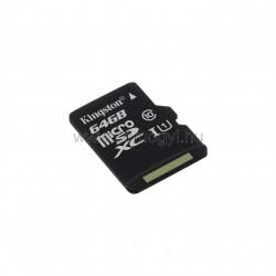 Kingston microsd kártya, 64 gb