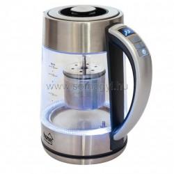 Elektromos teafőző termosztáttal