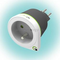 Q2 power utazó adapter